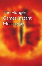 The Hunger Games Instant Messaging by jadalane