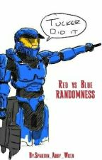 Red vs Blue Randomness by Spartan_Abby_Wren