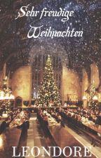 Sehr freudige Weihnachten (HP One Shot) by Leondore