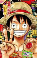 EHHHH!? (One Piece x Lectora) by MonsterBlueTae