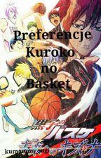 Preferencje   Kuroko no Basket   by _kumamon_sugi_