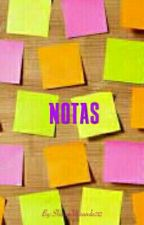 notas ... stevidot  by SharonMiranda712