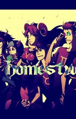 Homestuck; The Never Ending Lives of the Demons