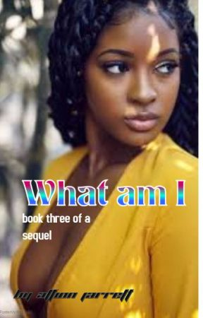 What am I ?  {book 3 of Rejected By My Own Kind But Accepted By The Enemy } by livecam123