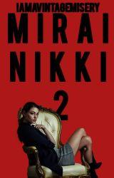 Mirai Nikki 2 by TxffxnyJ