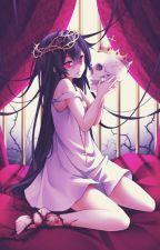 la princesa creepy (creepypastas y tu) by larosainfernal