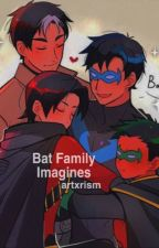 Welcome to the Waynes!! Batfam x reader by sweet_tomholland