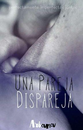 Una Pareja Dispareja by ArianaTorrico6