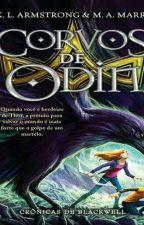 Corvos de Odin by Dilom22