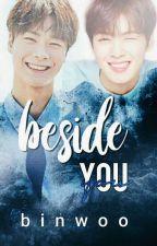 Beside You; binwoo. by astrogeis