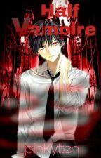 Half Vampire by pinkytten