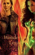 She's Wonderful - A Wonder Woman Story by LAC1940