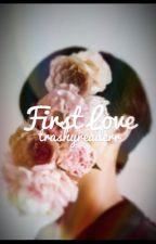 First Love • Vkook by trashyreaderr