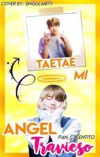 Taetae, mi ángel travieso  [KookV ] ♡ by Pan_calentito