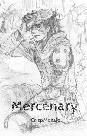 Mercenary (UnderHeavyEditing) by CrispMosaic