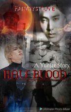 Half Blood by alifia_vee
