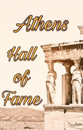 The Athens Hall of Fame by TheAthenaAwards