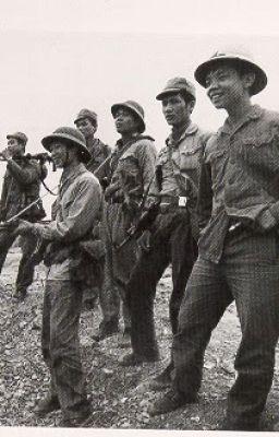Từ anh lính chiến đến lính trinh sát - chiến trường K