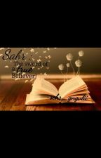 Sabr: The Sword Of a True Believer! by sehr_gngvlii
