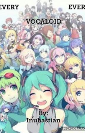 Every Vocaloid Ever by Inubastian