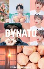 dynatò + kang daniel by gatsenable
