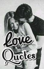 LOVE QUOTES by fyozelli