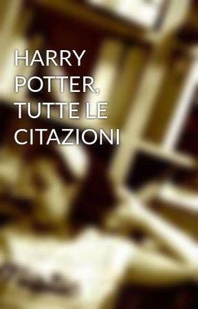 Harry Potter Tutte Le Citazioni Capitolo 4 Il Custode