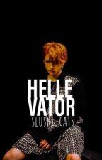 Stray Kids {Hellevator} -Felix X Reader- ✔️ by Slushi_Cats
