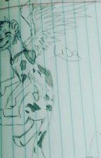 my drawing stuff  by Dragonchild21