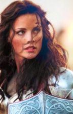 Olympian Warrior Princess by MissBeautyWorld