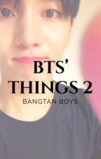 ↬ Bts' things 2 ↫ by toyoongi