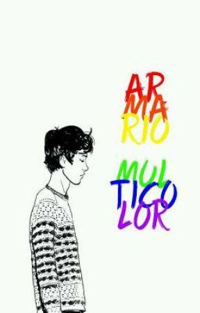 Armario Multicolor  [Colores] by logic_never
