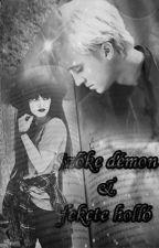 Szőke démon & fekete holló by Loveless150