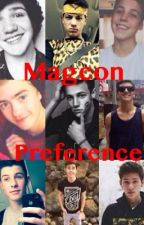 Magcon Preferences by nat12styles404