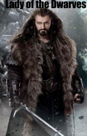 Lady of the Dwarves (Thorin Oakenshield x reader) - Laketown