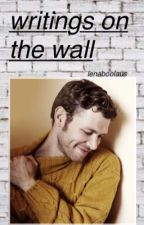 Writings on the wall • Joseph Morgan by lenaboolaus