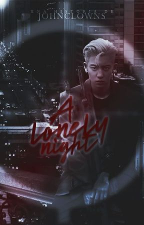 A lonely night [ChanBaek] by darkexoside