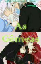 As gêmeas  by Lobinha_loka123