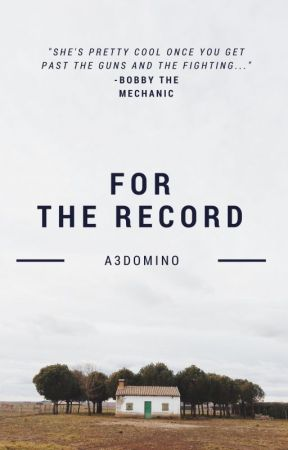 For The Record by a3domino