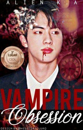 「Vampire Obsession」《Kim Seokjin》 by Sra_kim_Jin_Taehyung