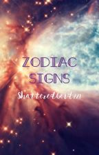 Zodiac Signs by -e-uphoria