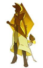 Hearts and Diamonds (Yellow DiamondxMaleReader) Steven Universe by XiaoShiao