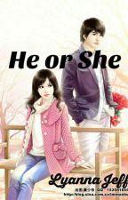 He or She by LyannaJeff