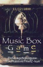 Music Box Game  by DEsavageNgengyaw