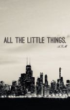 all the little things. || Original Short Poetry by GalacticSymphonies