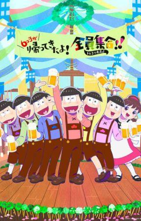 Osomatsu-San x Brother!Reader by _SugarKookies_