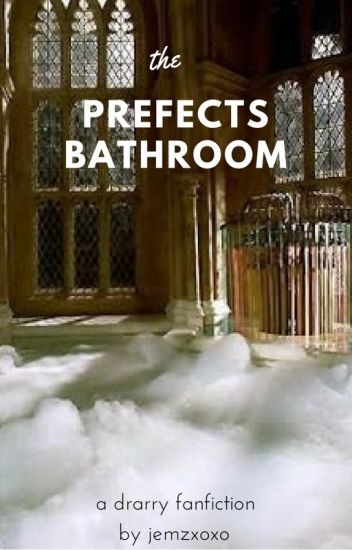 the prefects bathroom // drarry
