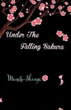 Under The Falling Sakura by Manato-Shinya