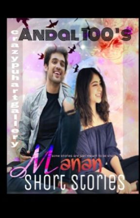 Manan - one shots by Andal100