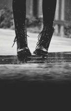 Girl In Rain by cherylqueen